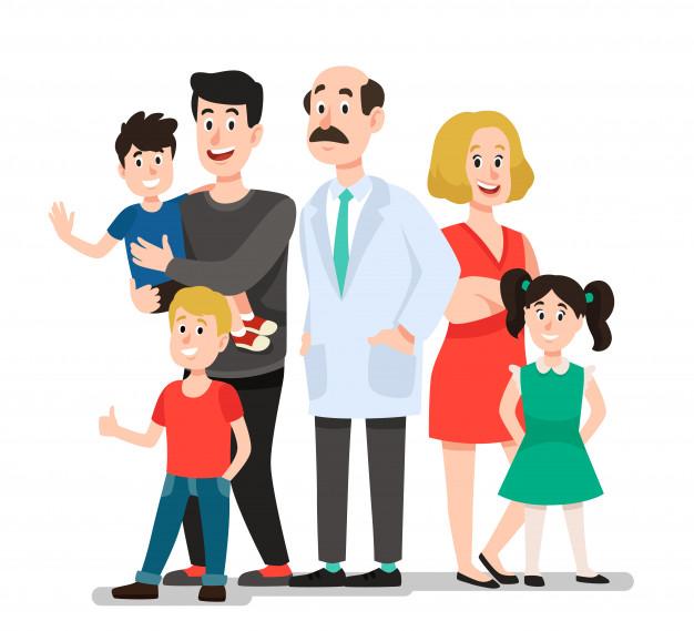 medico-familia-sonriendo-feliz-retrato-familia-pacientes-dentista-sonriendo-ninos-sanos-ilustracion-dibujos-animados_102902-1459.jpg